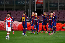 Puig To Start In Midfield   4-3-3 Barcelona Predicted Line-Up Against Cadiz