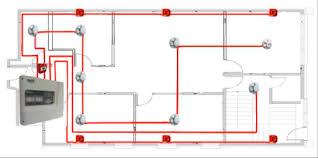 diagram of fire alarm installation meetcolab 4 wire fire alarm wiring diagram images wire smoke detector 600 x 299