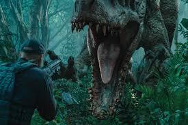 '<b>Jurassic World</b>' to See Bioengineered <b>Animal</b> Weapons