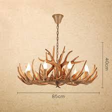 antique 12 whitetail deer antler chandelier 9 candelabra ceiling lights 2 tiers cascade rustic lighting fixtures