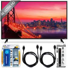 vizio tv 65 4k. vizio e65u-d3 - 65-inch 4k smartcast e-series ultra hd tv home theater display bundle includes tv, screen cleaning kit, 6 outlet power strip with dual usb tv 65 4k