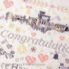 Wedding Cross Stitch Patterns Adorable Riverdrift House Prince Harry Meghan Wedding Cross Stitch Pattern