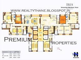 + Apartments Hiranandani Meadows Thane Exclusive Luxury Apartment  Consisting 8 Bed Room Apartment For Sale In Hiranandani, Thane.