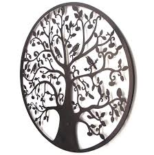 black tree of life wall art hanging metal iron sculpture garden throughout most recent tree of on tree of life metal wall art sculptures with view gallery of tree of life metal wall art showing 17 of 20 photos