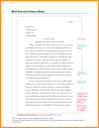Research Paper Sample Mla Format Works Cited Page Style
