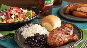 pollo tropical menu with s