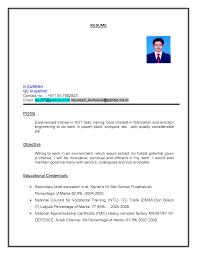 resume simple format government jobs government resume government welding cv iti fresher resume sample iti electronics mechanic resume sample iti fitter resume model iti