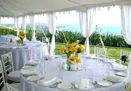 wedding round table centerpieces round table decoration ideas