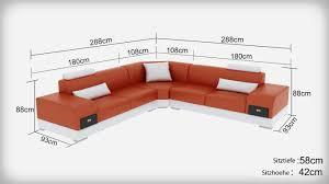Ecksofa Ledersofa Design Modern Eck Sofa Ledersofa Couch