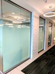 glass office wall. glass office fronts view series by nxtwall wall t