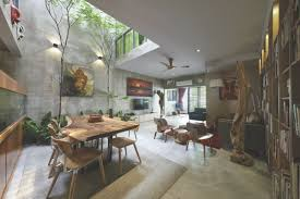 Small Picture Traditional Courtyard House Reinvented In Malaysia