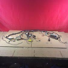 jeep wrangler under dash interior courtesy lights oem 1999 jeep wrangler tj 4 0 interior under dash wiring harness fuse 56009508ae