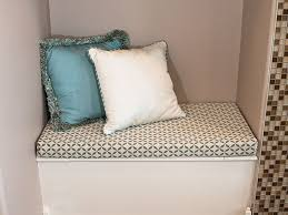 how to make a quick easy box cushion