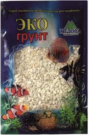 """Грунт для аквариума """"<b>ЭКОгрунт</b>"""", <b>мраморная крошка</b>, 2-5 мм, 1 кг ..."""