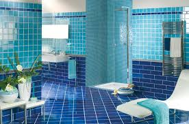 Blue Bathroom Tile Design Ideas Wall Homes Alternative 10133