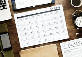 Photo Calander Planning For 2019 Content Calendar Best Practices