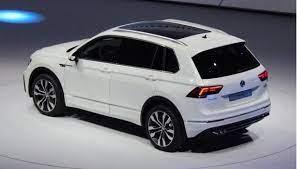 2017 Volkswagen Tiguan Release Date Volkswagen Volkswagen Touareg Mercedes Benz Suv