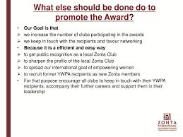 The Young Women in Public Affairs Award YWPA - ppt download