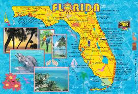 florida state maps  usa  maps of florida (fl)