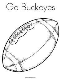 Small Picture Ohio State Buckeyes Brutus Coloring Coloring Pages