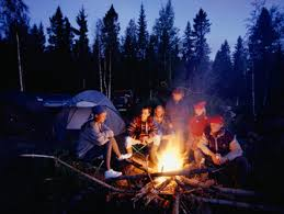 camping in the woods at night. Delighful Woods Camping Campfire Best Campgrounds In The Los Angeles Area Camping Woods At Night N