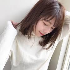 デート 大人かわいい ミディアム ワンカールgarden Omotesando 伊藤