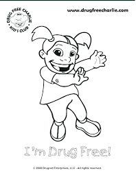 Red Ribbon Color Pages Red Ribbon Week Free Coloring Pages Color C Kindergar