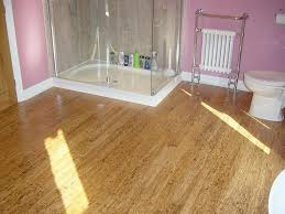 cork flooring in the bathroom. Cork Flooring In Bathroom The