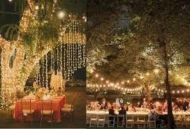 outdoor wedding lighting decoration ideas. Lighting Outdoor Wedding Decoration Ideas
