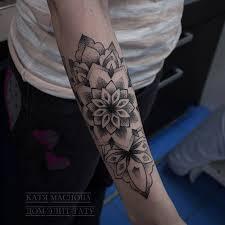 татуировки в стиле орнаментал эскизы и фото галерея работ тату