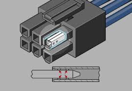 molex connector wiring diagram molex auto wiring diagram schematic molex fit power connector families on molex connector wiring diagram