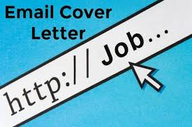 Email Cover Letter Examples Best Email Cover Letter Examples