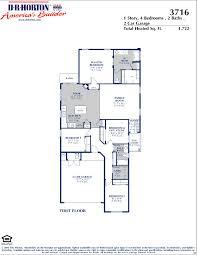 dr horton floor plans. DR Horton Sandoval Floor Plan Via Www.nmhometeam.com Dr Plans