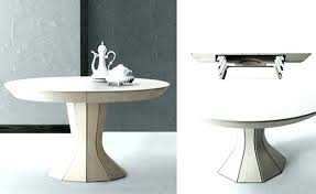 modern extendable dining table full size of frosted glass room sets modern extendable dining tables uk