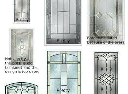 stain glass door inserts glass door glass panel exterior door front door sidelights replacement entry door