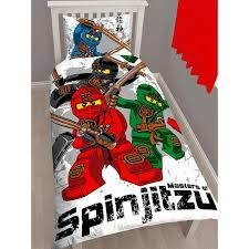 lego ninjago bedding warrior