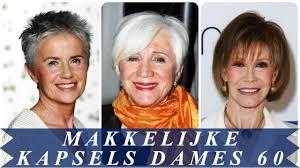 Makkelijke Kapsels Dames 60