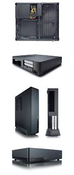 Design Node 202 Fractal Design Node 202 Case Black With Integra Sfx 450w Psu