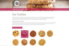 Michael's Cookie Jar Enchanting Michael's Cookie Jar Site Design Development KWIRX Creative