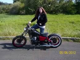 sunday bobber fun honda rebel ca 125 videos custom bike com