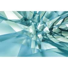 Komar Fotobehang 8 879 3d Crystal Cave Donald Verf Een Behang