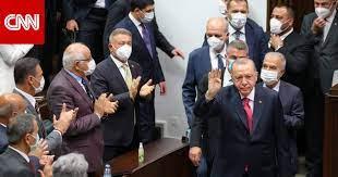 أردوغان بالذكرى الـ5 لمحاولة الانقلاب العسكري: سنسحق أي تهديد للدولة  التركية - CNN Arabic