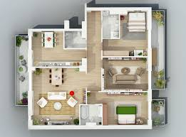 ... House Plans Best Apartment Layouts Excellent Apartment Designs Shown  With Rendered 3D Floor Plans