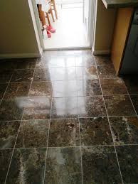 Clean Tile Floor Vinegar Deep Cleaning Old Terrazzo Tiles Stone Cleaning And Polishing