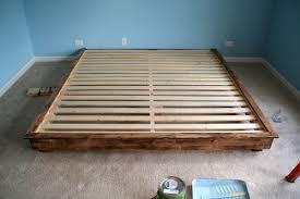 diy king bed frame. Delighful Bed I  In Diy King Bed Frame 2