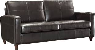 leather office couch. Beautiful Office Office Star Black Or Espresso Eco Leather Sofa W Finish Intended Couch C