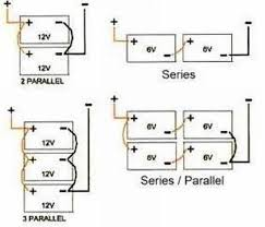 battery hookup rv battery isolator wiring at Motorhome Battery Wiring Diagram Two