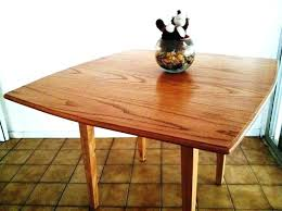 pine coffee table set chunky