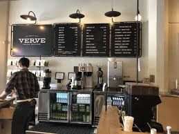 Flash forward to today, verve has locations in cities from los angeles to san francisco to japan, but their roots remain in santa cruz, where they roast their coffee. Verve Coffee Roasters 1302 Photos 705 Reviews Coffee Tea 833 S Spring St Los Angeles Ca Phone Number Yelp