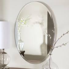 Bathroom Frameless Mirrors Instructions For Glue Frameless Bathroom Mirrors Mirror Ideas